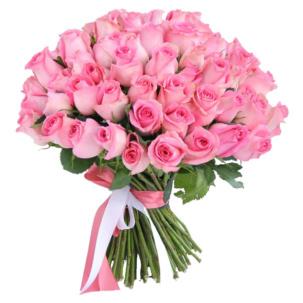 Розы Кения розовые